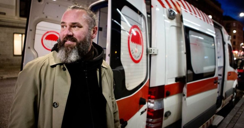 丹麥「性愛救護車」:讓性工作者安心辦事