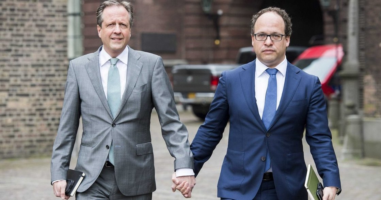 「我們牽手反恐同!」荷蘭男人全球連線,牽手挺同志
