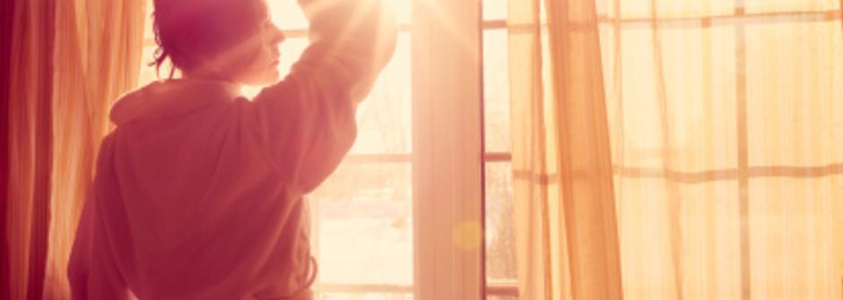 早晨初醒時,展開美好一天的一分鐘練習