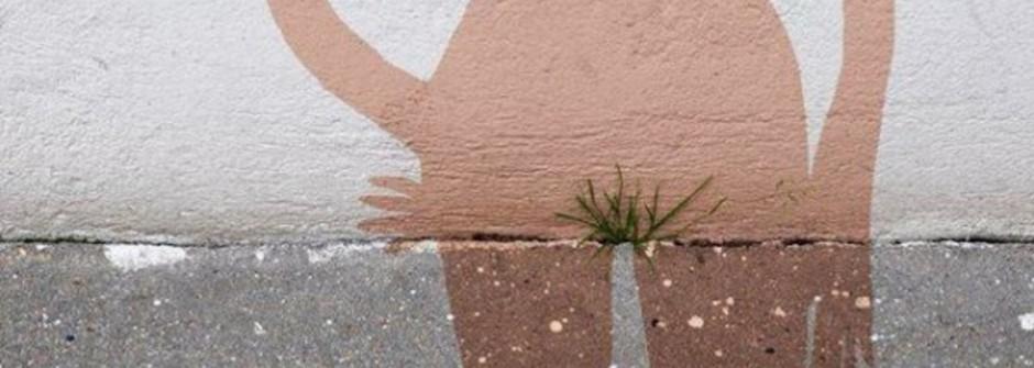 超創意街頭藝術選