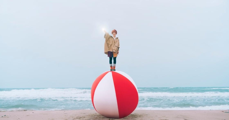 【專訪】小球 莊鵑瑛:在迷航中讓希望燃起光,心會帶你到該去的地方