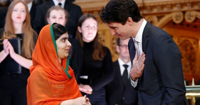 曼德拉、翁山蘇姬之後!19 歲馬拉拉獲頒加拿大榮譽公民
