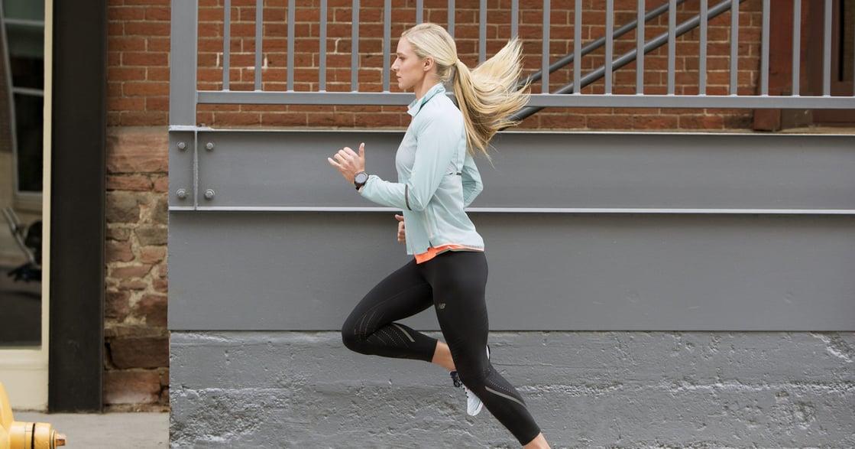 【運動小姐】在充滿想像的布魯克林街頭,跑向無限的自己!