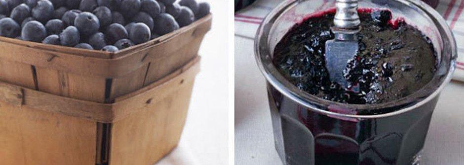 美味料理食譜:法國果醬入門款『法式藍莓果醬』