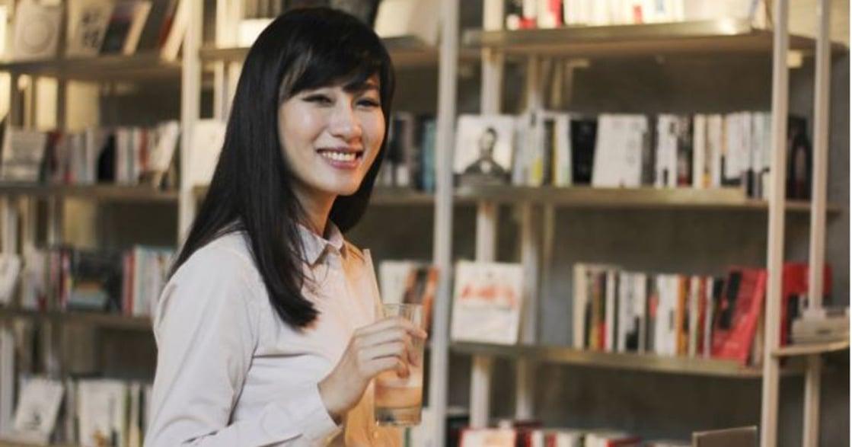 【女生而已】不當乖學生!專訪青鳥書店蔡瑞珊:真正的自由,是有承擔未知的勇氣