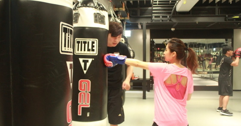奪回身心主導權!每個女孩都該嘗試的輕拳擊運動