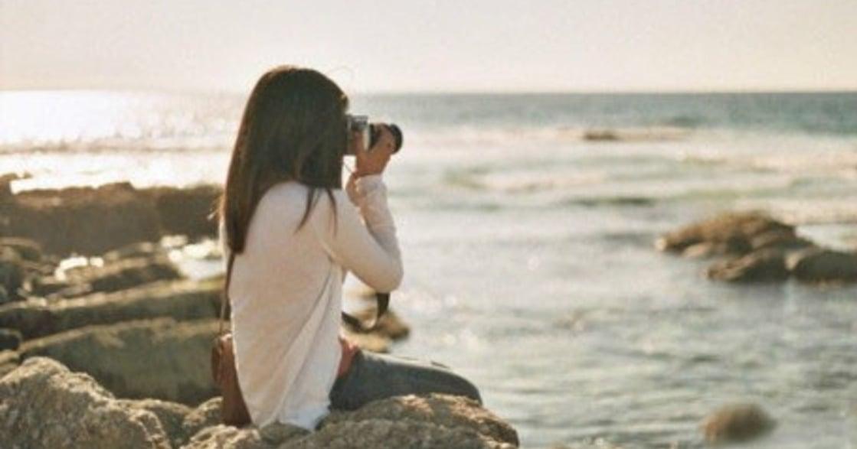 【一個人的派對】愛情的開始與結束,都在海邊