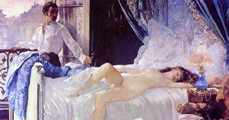 情色美術史:妓院的愛情戲碼與娼妓的避孕掙扎