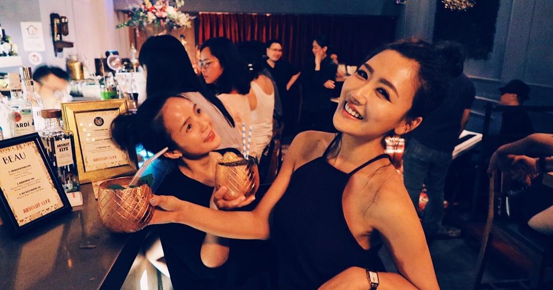 【挑剔小姐・陳艾熙】最美好的微醺時光,與最知心的閨蜜一起共度