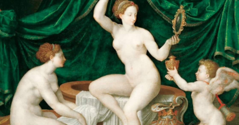 情色美術史:美女的條件與維納斯的酥胸