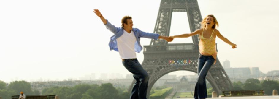 巴黎女人真幸福!