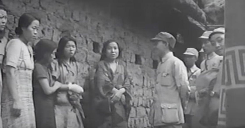 南韓首度公布慰安婦 18 秒錄像:歷史上消失的她們
