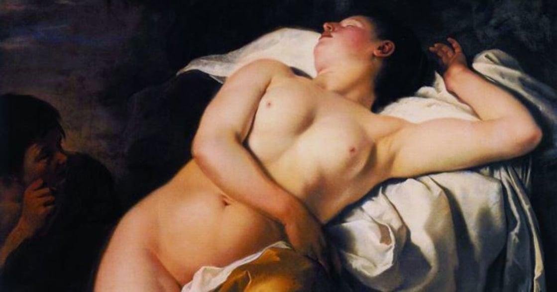 《情色美術史》:春宮畫是伴侶的新婚教科書