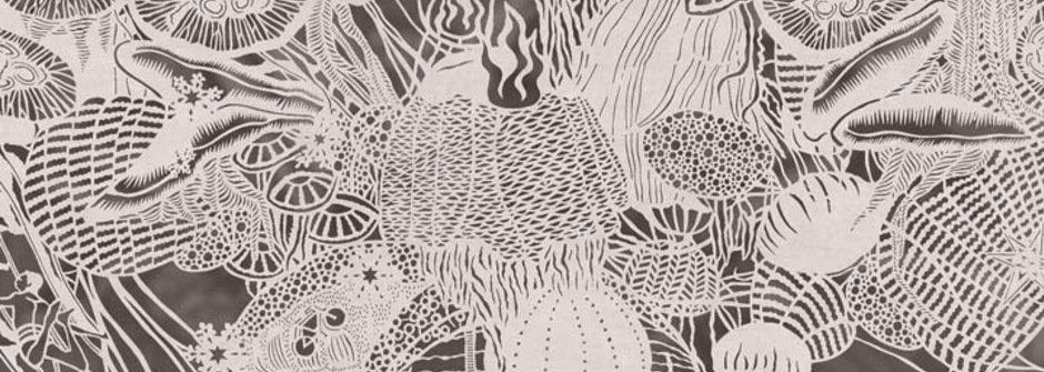 精湛細膩的剪紙藝術 李寶怡