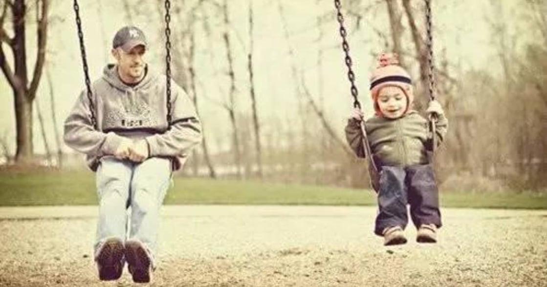 老公帶孩子是我好命?家庭是互相的,遇到我是他好運