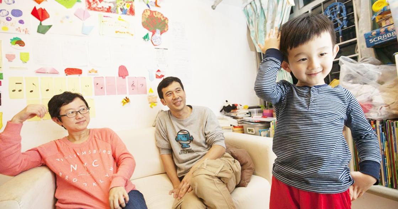 寫給我的自閉症孩子:謝謝你讓我有機會成為一個更好的爸爸