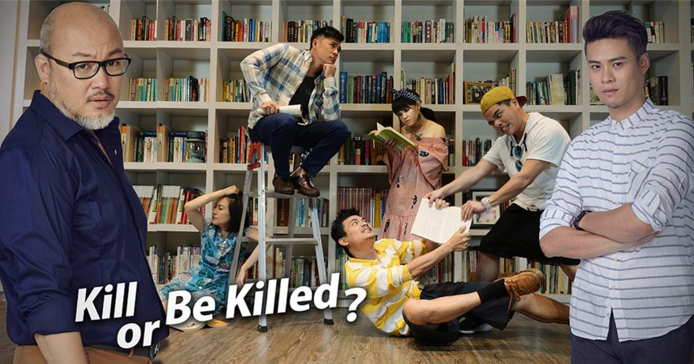 【戲裡戲外】專訪黃致凱:現代人該讀莊子,懂得無用之用