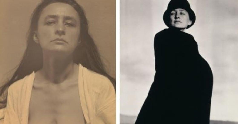 藝術家 Georgia O'keeffe 與她的摩登愛情:我愛你,但我要保有自己的姓