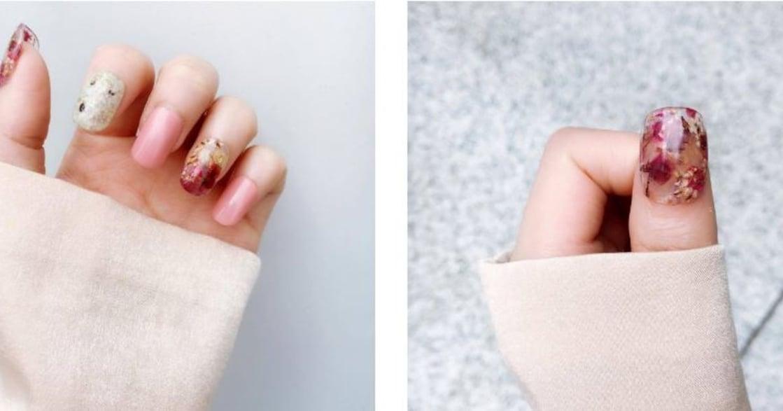 妳指尖的溫柔:五種絕美乾燥玫瑰指彩提案