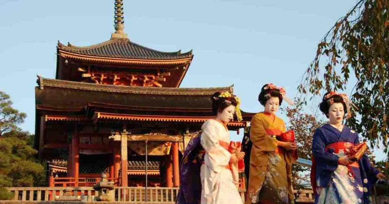 「僧侶是好客人」京都花街上的和尚與藝子風情