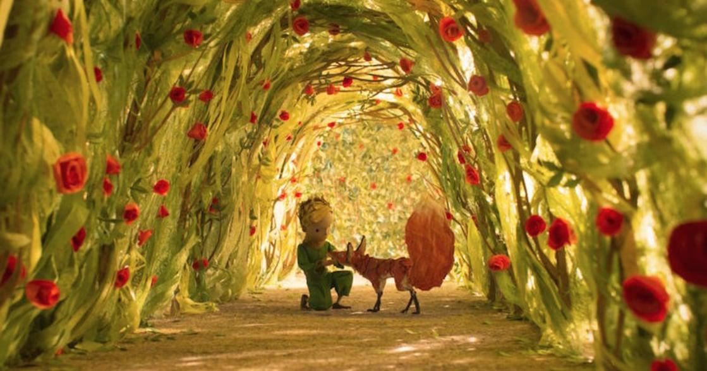 《小王子的領悟》小王子與玫瑰:愛很美不是因為你是唯一,而是我們是唯一