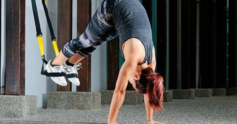 爆汗、降體脂、深層肌肉鍛鍊!TRX 懸吊訓練為什麼這麼紅?