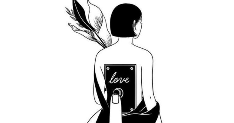 致童話沒寫的人生!大人插畫集:「愛的悸動如遭遇鬼魅」