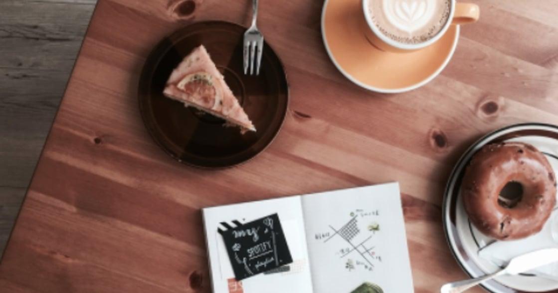 【台北甜點散步】日雜風情、大片落地窗:起士蛋糕控私藏的三間甜點店