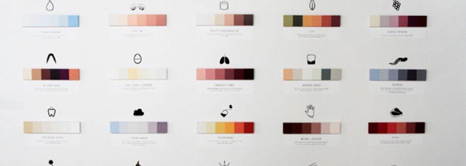 「Shades of Change 色調變化」,漂亮顏色就在身邊
