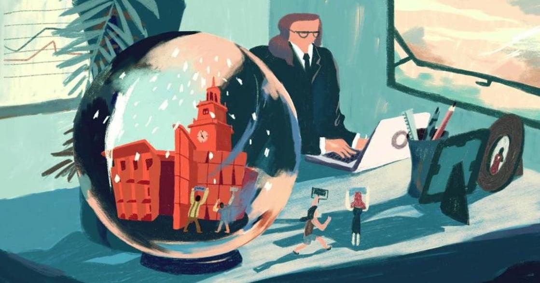 為什麼女教授愈來愈少?大學建制化的資源排擠效應
