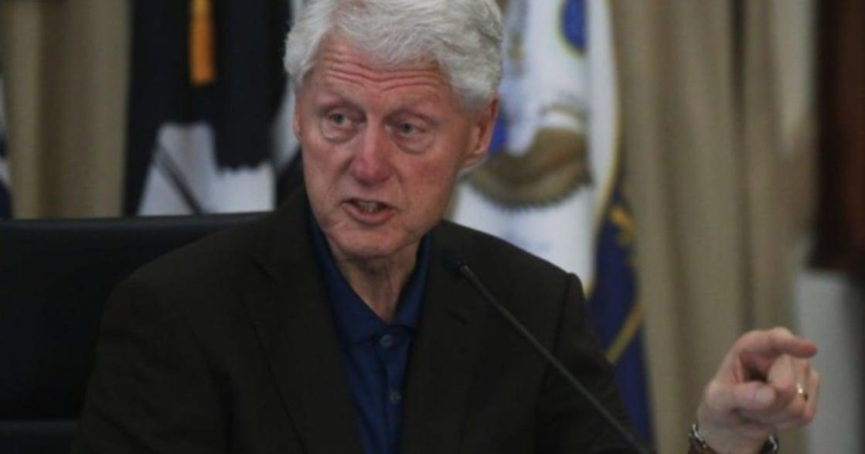 當年受害者未滿 20 歲!美國前總統柯林頓的性攻擊