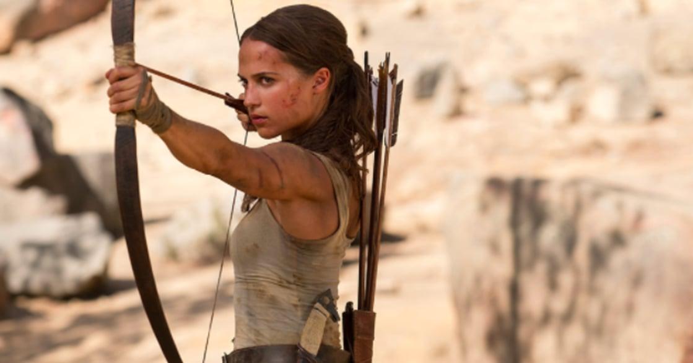 女英雄轉型!新版《古墓奇兵》主角艾莉西亞薇坎德