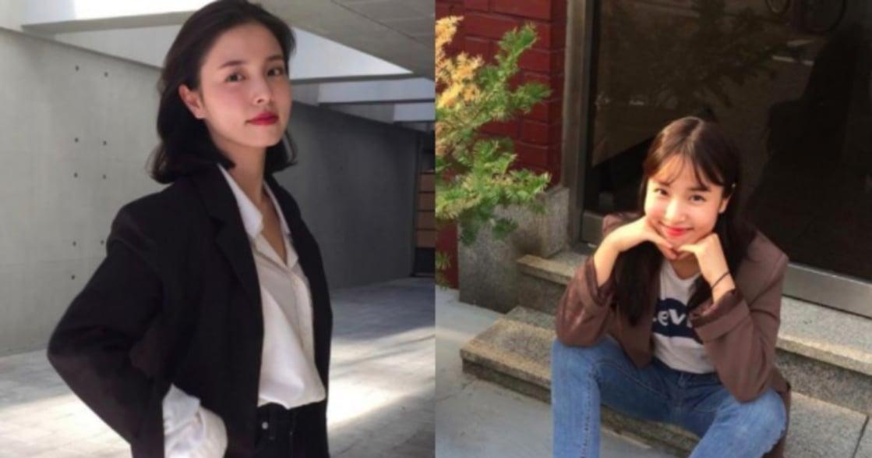 立刻追蹤!韓國「氧氣女孩」慎嘉映,讓人想擁抱的大地色穿搭
