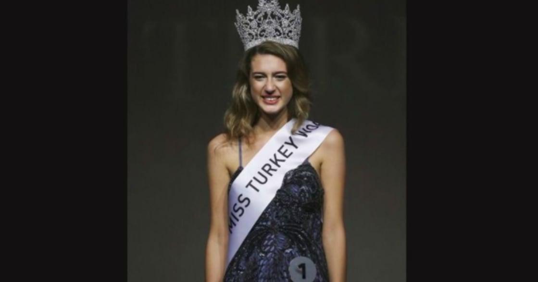 她因一則月事貼文,被取消土耳其小姐后冠還可能入獄?