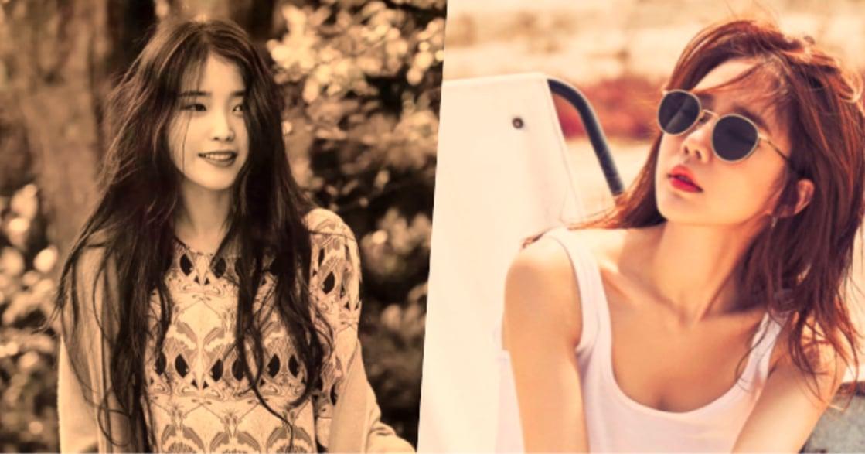 我們有相似的靈魂!IU & 劉寅娜:你讓我想成為更好的人