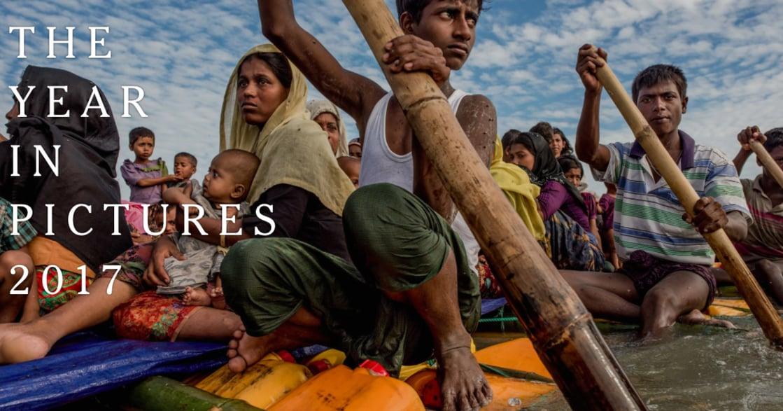 2017 世界攝影集:有危險的地方,也生出解救的力量