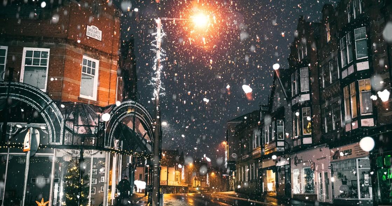 【極短篇】我們在雪夜相擁做愛