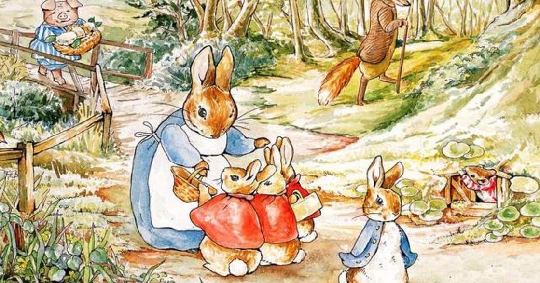 【女人花】彼得兔作者與洋甘菊:成名不必趁早,經典不怕晚成