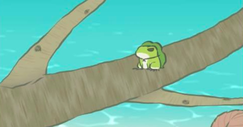【柚子甜觀點】旅蛙教我的事:治癒焦慮依戀,學習無條件的愛