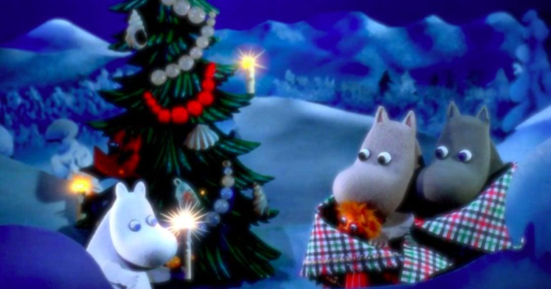 【約孩子看電影】《嚕嚕米冬日樂園》與家族團圓的本質