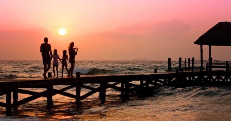 與家人一起旅行才發現,原來我不需要是完美小孩