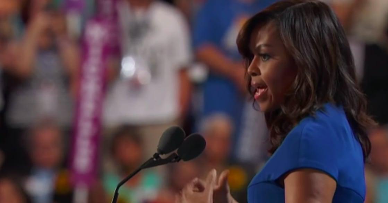 佛州槍擊案後,回顧蜜雪兒歐巴馬演說:我們不同流合污
