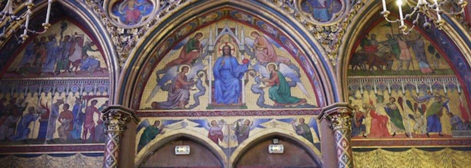值得一看的巴黎聖禮拜堂 La Saint-Chapelle