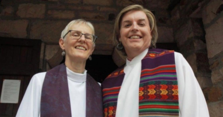 50 歲後勇敢當女生!澳洲第一位跨性別牧師