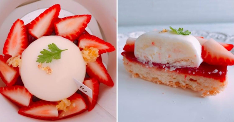 絕不踩雷!六間台北甜點精選,迎接罪惡深淵草莓季
