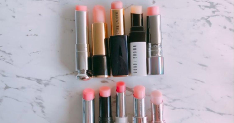 妳的專屬色溫是什麼?每個人擦起來都不一樣的春夏潤唇膏