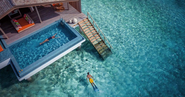 塔羅占卜:最適合你前往度假的最美海島是?