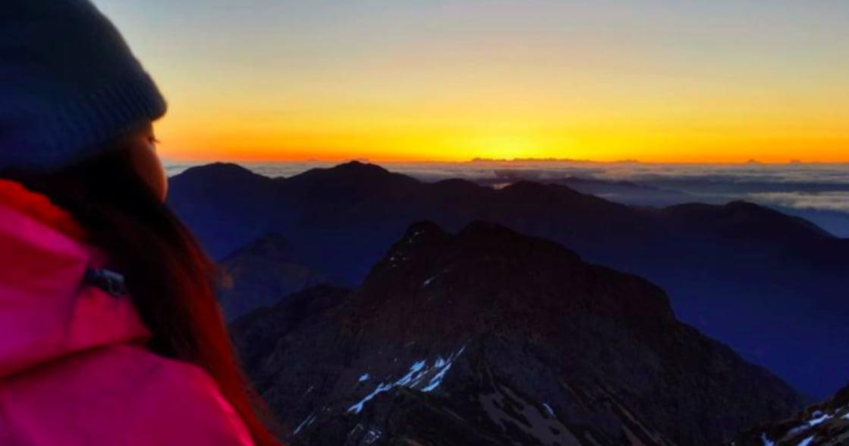 【張希慈專欄】爬山教我的事:在最想放棄的時刻,練習接納痛苦