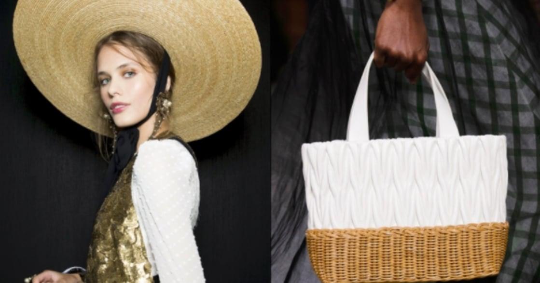 領巾、草編、大墨鏡,時髦單品這樣挑
