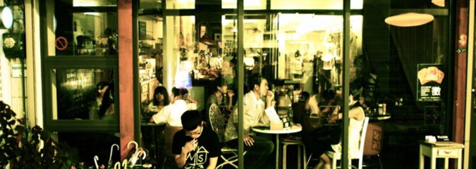 大口咬定的美味 Panini!台北 Toasteria Café 三號